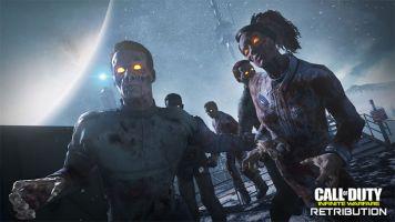 PS4「コール オブ デューティ インフィニット・ウォーフェア – Retribution」 恐ろしいゾンビモードを紹介する字幕入りトレーラーが公開!