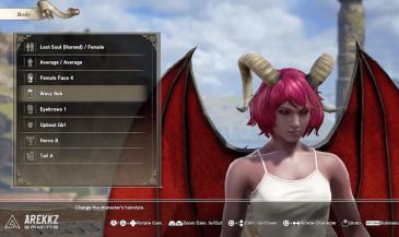 PS4/XB1「ソウルキャリバー6」ゲームの重要要素キャラクタークリエイション解説映像が公開