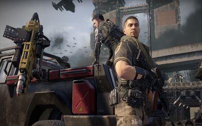 「Call of Duty: Black Ops III」が今週発売なのに一切話題になってないのが不思議で仕方がない