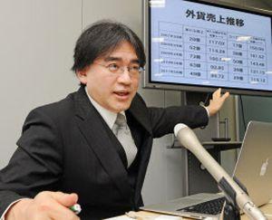 (悲報) 任天堂、2014年3月期営業利益はマイナス464億円の3年連続赤字拡大へ