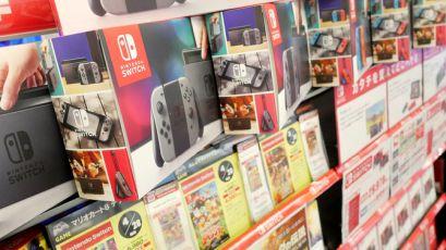 ゲオ「PS4とSwitch本体の販売数が大きく伸びている。Switchソフトは軒並み上位にランクインしている」