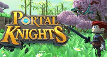 【朗報】Steamで神ゲー認定された箱庭サンドボックスゲー「Portal Knights(ポータルナイツ)」がPS4に移植決定!DQビルダーズファンなら歓喜かも!!
