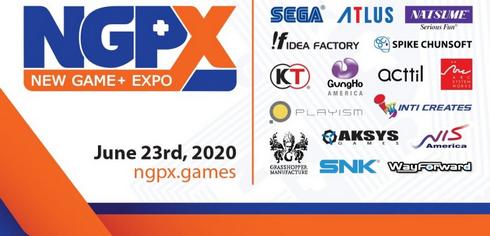 【朗報】大手16社が新作発表を行うオンラインゲームイベント「NEW GAME+EXPO」6/24開催決定!セガ、コエテク、アトラスなどが参加