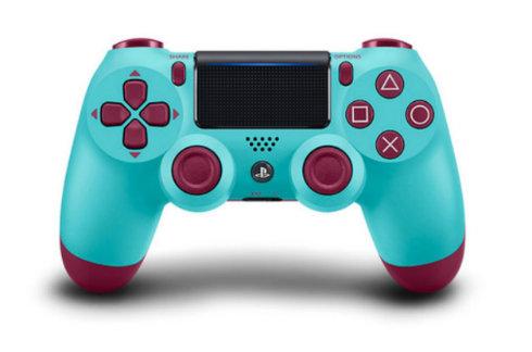 """PS4に""""新色無線コントローラー""""登場、米国で9月に発売!"""