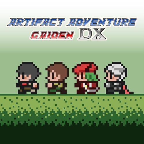 古き良き8ビット風RPG「ARTIFACT ADVENTURE 外伝 DX」がSwitchで発売!『Undertale』開発者もベタ褒め!!
