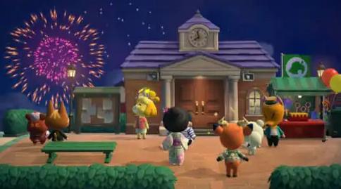 (ヽ´ん`)「あつ森の花火大会やばい。爆発から音が聞こえるまで0.5秒はラグあるぞ」