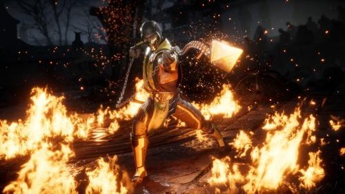 バイオレンス格ゲー最新作「Mortal Kombat 11」が2019年4月23日にSwitch/PS4/XB1で発売決定きたあああぁぁっ!!