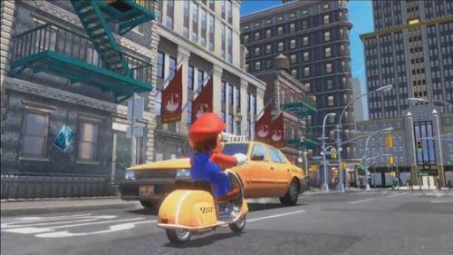【マリオオデッセイ 攻略】 なわとび 楽に跳べるコツ教えてくれ←スクーターに乗って跳んだ方が楽だぞ