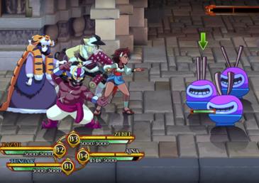 『スカルガールズ』開発元が手がけるアクションRPG『インディヴィジブル』プレイ動画が公開!
