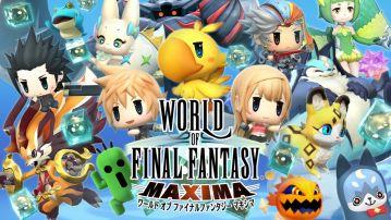 Switch/PS4「ワールド オブ ファイナルファンタジー マキシマ」新要素「アバターチェンジ」と「新ミラージュ&追加ボス」紹介映像が公開!