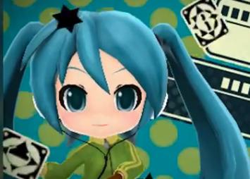 3DS「初音ミク プロジェクトmirai でらっくす」 が5/28に発売決定!「マトリョシカ」PVが公開!!
