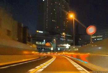 日本の高速道路走行映像を見た外人が「え、これゲームのCGじゃないの!?」と、ビックリwwww