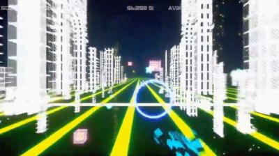 Switch「L.F.O. -LOST FUTURE OMEGA-」 PV公開!ハイスピード サウンド連動シューティング!!