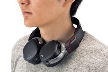 ソニーが次世代ヘッドフォン「首に巻くスピーカー」を近日発表か