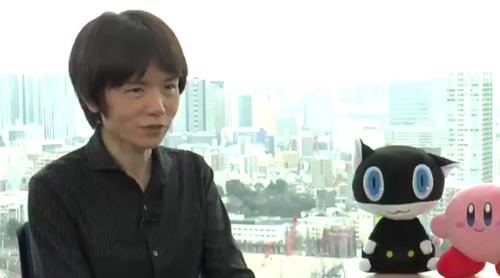 【速報】ペルソナ公式がスマブラ参戦記念で桜井氏のインタビュー動画を公開!