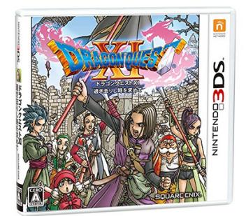 PS4/3DS「ドラゴンクエスト11」 ダミージャケット到着、PS4必要容量は40GB以上、3DS版はセーブデータ3つまで『すれちがい通信』対応!