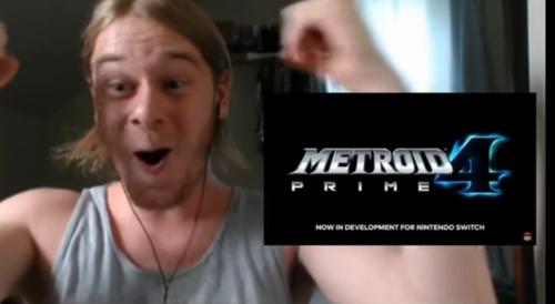 【動画】外人さん、メトロイド好きすぎだろwwwwwww
