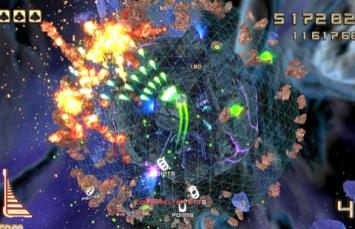 PS4向け新作シューティング 「STAR STRIKE ULTRA」が3/12配信決定!1080P、60fps対応の次世代機弾幕シューをチェック!!