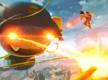 Xbox One独占「サンセット オーバードライブ」 ゲーム概要をまとめた開発映像!