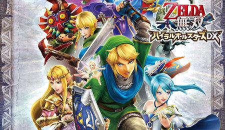 Switch「ゼルダ無双 ハイラルオールスターズ DX」が購入者から絶賛!WiiU版よりもヌルヌル雑魚増加、3DS版よりも爽快感アップ!!比較動画あり