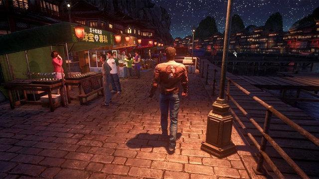 【速報】「シェンムー3」の最終的なゲーム画像が公開!ゲーム内容の詳細も明らかに