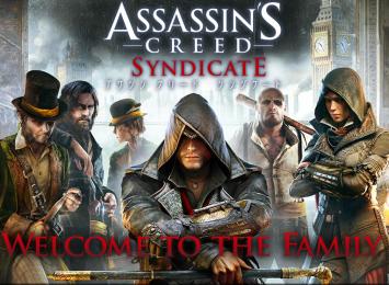 PS4/XboxOne/PC 「アサシンクリード:シンジケート」 公式サイトオープン、国内版発売日が11/12に決定!デビュートレーラーが公開!!