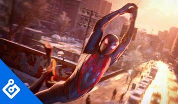 【悲報】PS5版スパイダーマン、PS4との違いがわからない