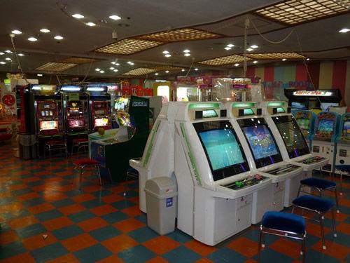 ゲームセンターでよく遊んだゲーム