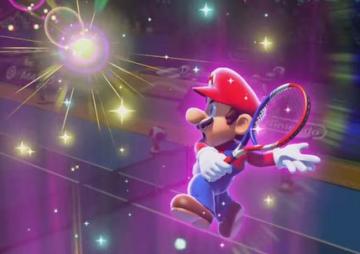 Wii U「マリオテニス ウルトラスマッシュ」 北米向けトレーラーが公開!amiibo育成要素も紹介