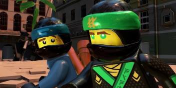 PS4/Switch 「レゴ ニンジャゴー ムービー ザ・ゲーム」ゲームプレイ解説映像が公開!好評発売中