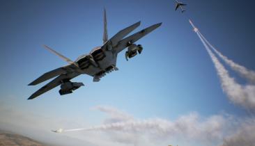 【朗報】「エースコンバット7」 XB1/Steamでも発売決定!サブタイトルは「SKIES UNKNOWN」に PS VRによるプレイ動画も公開