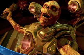 PS4/XB1 新生「DOOM」 フレームレートテスト映像が公開!