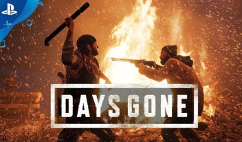 PS4「Days Gone」 ゾンビワラワラアクション、新たなプレイ映像!