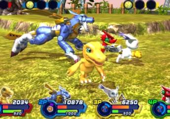 (速報) デジモンが格ゲーに! PS3/Xbox360 「デジモンオールスターランブル」が発売決定!!