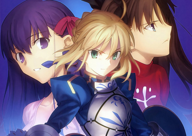 Fate/stay night [Realta Nua]セイバールートなんと無料化!!この機会にプレイすべき