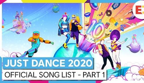 「ジャストダンス2020」が11月発売!対応ハードはSwitch/PS4/XboxOne/Wii/Stadia