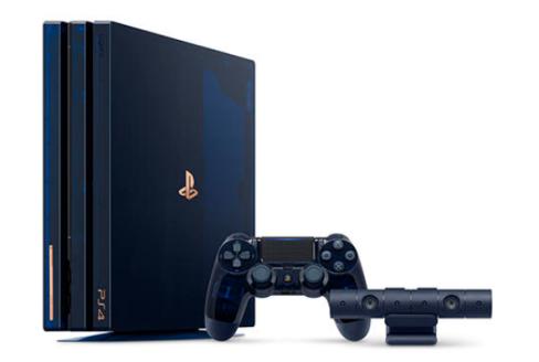 【限定】PS4Proの2TBモデルが数量限定で8/24発売決定!