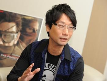 小島秀夫、新作テキストアドベンチャーを構想中?