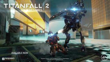 PS4「タイタンフォール2」 新マップ追加、『War Games』ゲームプレイトレーラーが公開!!