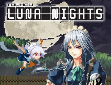 【朗報】『東方Project』の二次創作2D探索型アクション「Touhou Luna Nights」が9/3配信決定キタ━━━(`・ω・´)━━━ッ!!