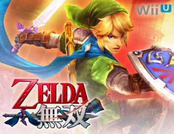 Wii U「ゼルダ無双」 公式サイトオープン、予約受付け開始!!