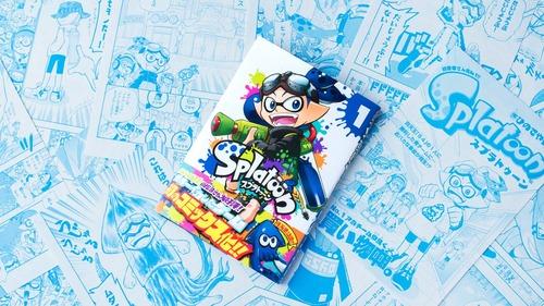 スプラトゥーン2、Web限定でアニメ化決定!8/12公開予定、ますます人気が上がるな!!