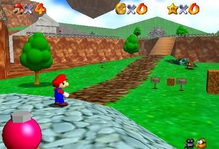 3大ゲーム史に残る革命「初代バイオ」「マリオ64」
