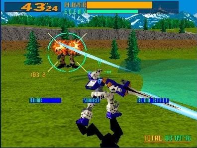 【朗報】バーチャロンシリーズから初代、『オラタン』、『フォース』3作品が PS4に移植決定! タニタのツインスティックにも対応!!