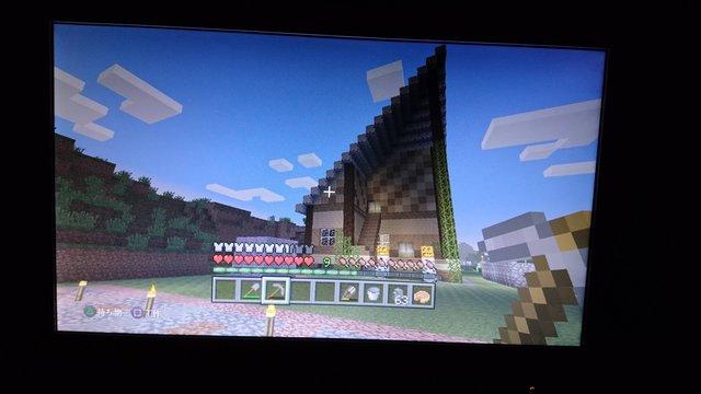 【画像】「マインクラフト」でお家作ったから見てくれ!