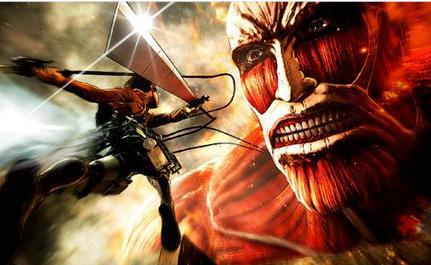 PS4/PS3/PSV 「進撃の巨人」ゲーム化が正式発表!『無双』シリーズの開発チーム新作、発売は今冬!!