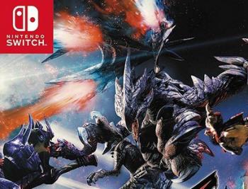 「モンスターハンターダブルクロス Nintendo Switch Ver.」 高解像度最新スクリーンショットが公開!ドックモードでは1080p、携帯モードでは720pで動作
