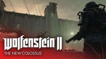 PS4/XB1/PC「ウルフェンシュタイン2」 ナチス支配下のアメリカにスポットするライブステージ映像
