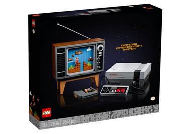 【悲報】「レゴNintendo Entertainment System」 価格32,536円でちょっと高すぎる件
