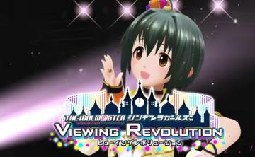 【PSVR】「アイドルマスター シンデレラガールズ ビューイングレボリューション」 第2弾DLC楽曲紹介PV『Snow Wings』 公開!